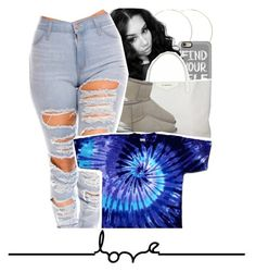 """""""05-05-2016."""" by trillestqueen ❤ liked on Polyvore featuring ASOS, Casetify, Givenchy and UGG Australia"""
