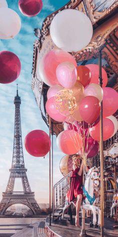 Crazy Wallpaper, Paris Wallpaper, Live Wallpaper Iphone, Flower Phone Wallpaper, Paris Images, Paris Pictures, Attractive Wallpapers, Balloons Photography, Beautiful Landscape Wallpaper