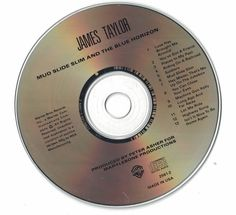 James Taylor Mud Slide Slim & The Blue Horizon 1971 CD Professionally Cleaned