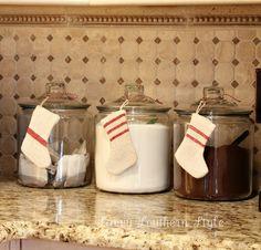 Savvy Southern Style: The Kitchen