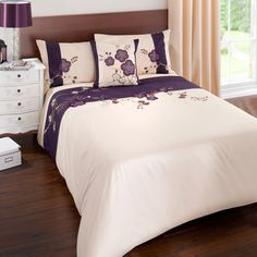 Plum Clarissa Bedlinen Collection    #dunelm #pinittowinit