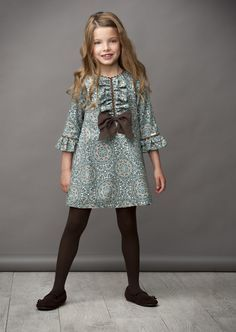 Adorable Back to School Fashion for Girls Fashion Kids, Baby Girl Fashion, Fashion Outfits, School Fashion, Little Dresses, Little Girl Dresses, Girls Dresses, Kids Wear, Baby Dress