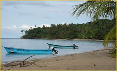 Puerto Limon, Costa Rica  Beautiful beaches and Jungle kayaking is amazing!