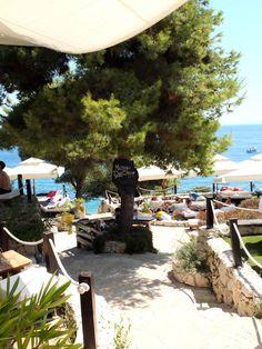 Laganini Beach Club, Hvar, Croatia