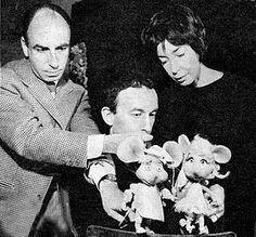 Maria Perego, Topo & Rosy 1963