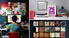 How Color Can Make a Difference: The Inspiration Studio Workspace