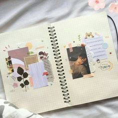 Simple Bullet Journal Ideas to Simplify your Daily Activity Best Picture For dear Dairy For Your Tas Bullet Journal Inspo, Bullet Journal Aesthetic, Bullet Journal Ideas Pages, Bullet Journal Spread, Art Journal Pages, Art Journals, Bullet Journals, Drawing Journal, Drawing Art