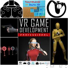 Win the Unity VR Starter Kit ($651 value)