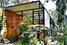 #Eames House #modernism #midcentury #casestudyhouse | by jnanic