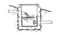 Arquetas de rotura de presión y cálculo de la potencia del grupo de bombeo.