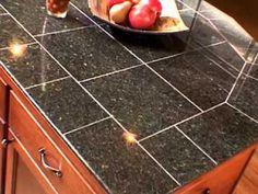 Kitchen Countertop Tile Ideas Ceramic Countertops Designs Home Design