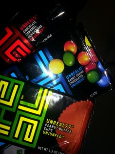 BzzAgent: Unreal Candy Review!