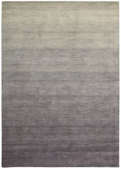 Smoke 100% Wool Area Rug in Shade design by Calvin Klein Home