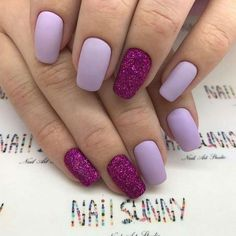 30 Cute And Easy Nail Art Designs That You Will For Sure Love To Try - Page 4 of 38 - Nail Arts Fashion