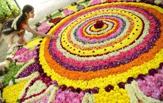 ONAM commemorates the Vamana avatar of Vishnu and the subsequent homecoming of the legendary Emperor Mahabali. It falls during the month of Chingam (August–September) and lasts for ten days ....  Explore Dream Discover INDIA with us at http://10yearitch.com/tours/