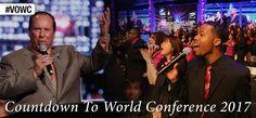 Conferencia Mundial 2017 Julio 10 - Julio 15.  Informes en http://wc.victoryoutreach.org/ #VOWC #YoSoyAlcanceVictoria