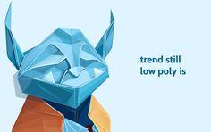 Low Poly Logos: The Next Big Deal of 2016