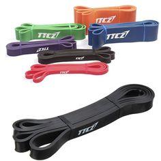 Sale 10% (10.27$) - Black Fitness Elastic Belt Resistance Bands Strength Training Exercise Pulling Strap #resistancebands