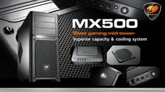 We review Cougar Mx500 Mid Tower Gaming Case. Check its full details along with info of its specs, price and release date.