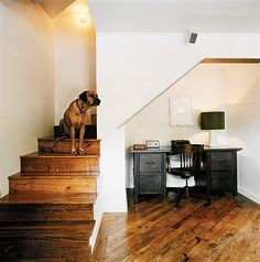 I. Want. These. Floors. SALVAGED PINE =D