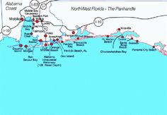 10 Best Map of Florida images