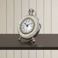 Found it at Wayfair - Lely Resort Table Clock