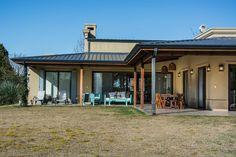 Flat Roof, The Expanse, Tiny House, Farmhouse, Exterior, Houses, Patio, Future, Outdoor Decor