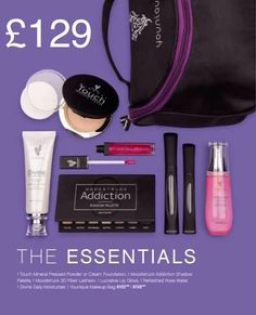 . Brilliant Christmas present idea.  We all like a bargain!   These Younique Collections are great Gifts or for if you're looking at buying a few things together for yourself.  You make a great saving AND get the FREE Younique Products Make up Bag.  Who'd love to find one of these under the tree on Christmas morning.