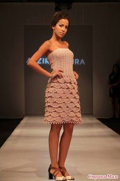 """Платье """"Стелла"""" от Alzira Vieira. Обсуждение на LiveInternet - Российский Сервис Онлайн-Дневников"""