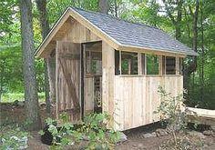 Σπίτια και αποθήκες από παλέτες Chicken Coop On Wheels, Chicken Coop Pallets, Diy Chicken Coop, Building A Wood Shed, Pallet Building, Building A Chicken Coop, Garden Shed Diy, Diy Shed, Garden Boxes