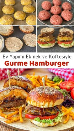 Homemade Burger Patties, Picnic Date Food, Date Recipes, Mini Foods, Tasty Dishes, Street Food, Chicken Recipes, Food And Drink, Favorite Recipes