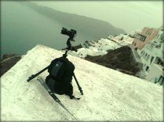 Awesome view... Santorini island!!!
