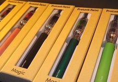 Magic Protank Twist ego-C Twist vaporizer - clearomizer vape pen   Vaporizers, Electronic cigarette, Herbal G-pen, Atmos Vaporizers