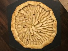 [Homemade] Apple Gallette #food #foodporn #recipe #cooking #recipes #foodie #healthy #cook #health #yummy #delicious