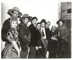 Stagecoach - with John Wayne, Claire Trevor, Thomas Mitchell Andy Devine John Carradine Old Hollywood Stars, Hollywood Actor, Classic Hollywood, Pierre Balmain, Old Movies, Vintage Movies, Forbes Magazine, Stagecoach 1939, Andy Devine