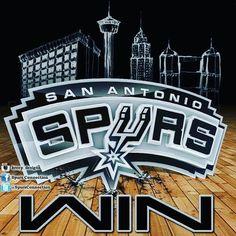Spurs WINWay to go guys. San Antonio Spurs Logo, Manu Ginobili, Christmas Spectacular, Nba Champions, Dallas Cowboys, Basketball, Sports, Longhorns, Future Tattoos