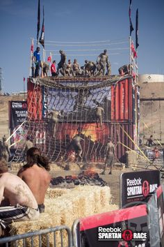 What's the most challenging part of a Spartan Race in your experience? #Fitness #GetFit #Fit #Motivation