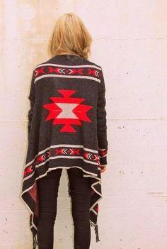 Indian blanket inspired