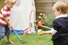 Physical Therapy Games For Children | LIVESTRONG.COM