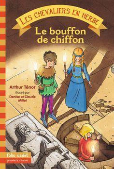 Le bouffon de chiffon - Folio Cadet - Livres pour enfants - Gallimard Jeunesse
