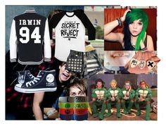 """""""5 Seconds Of Summer"""" by peacelovebands ❤ liked on Polyvore featuring Charlotte Russe"""