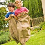 Spiele: Hüpfsäcke, 2 Stück