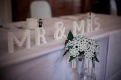 Lego MR&MRS Letters by TheLegoBride on Etsy, £55.00