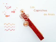 Anillo Deep: Anillo hecho de aluminio plateado, con cuentas de granito checo a modo de adorno de color a elegir.