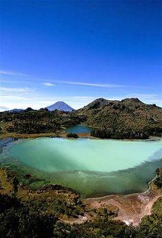 Indonesia, Dieng