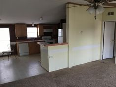 Mobile Home for Sale  3/2 double wide mobile home for sale by owner $25,000 as is. Refrigerator,Stove,Garbage disposal included.located in sun lake estates in san angelo,tx.one