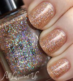 Bobbi Brown Old Hollywood Nail Polish for Holiday 2013 - Chrome