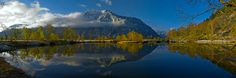 Teletsk Lake, Mountain Altai, Russia