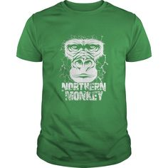 NORTHERN MONKEY SHIRT - Mens Premium T-Shirt  #gift #ideas #Popular #Everything #Videos #Shop #Animals #pets #Architecture #Art #Cars #motorcycles #Celebrities #DIY #crafts #Design #Education #Entertainment #Food #drink #Gardening #Geek #Hair #beauty #Health #fitness #History #Holidays #events #Home decor #Humor #Illustrations #posters #Kids #parenting #Men #Outdoors #Photography #Products #Quotes #Science #nature #Sports #Tattoos #Technology #Travel #Weddings #Women
