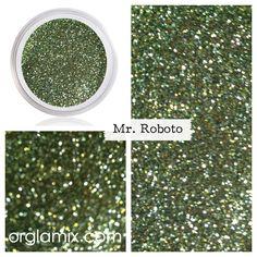 Mr. Roboto Glitter Pigment